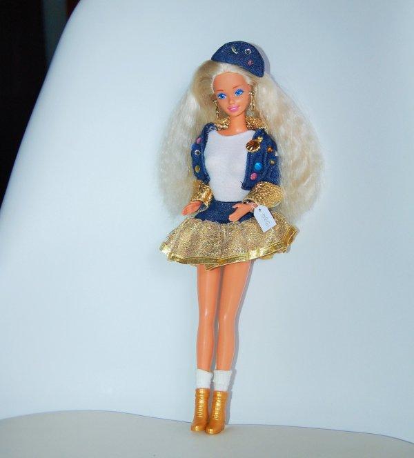 Barbie super talk 1994