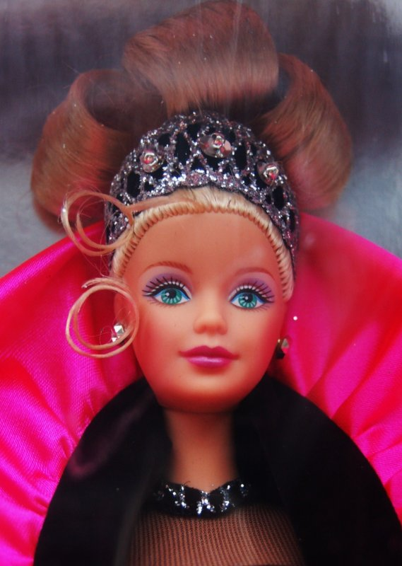 Barbie happy holidays 1998