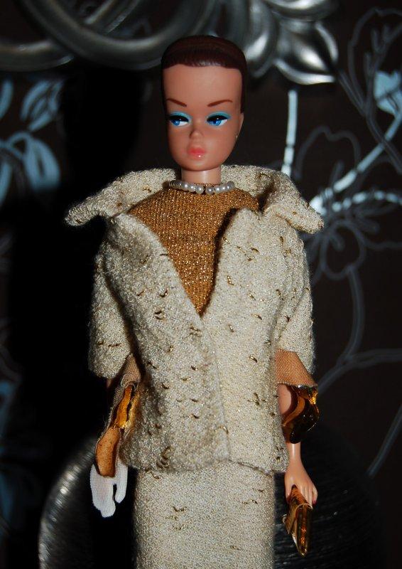 Barbie tenue on the avenue #1644  1965