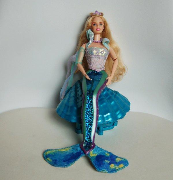 Barbie et krissy magical Mermaid 2000