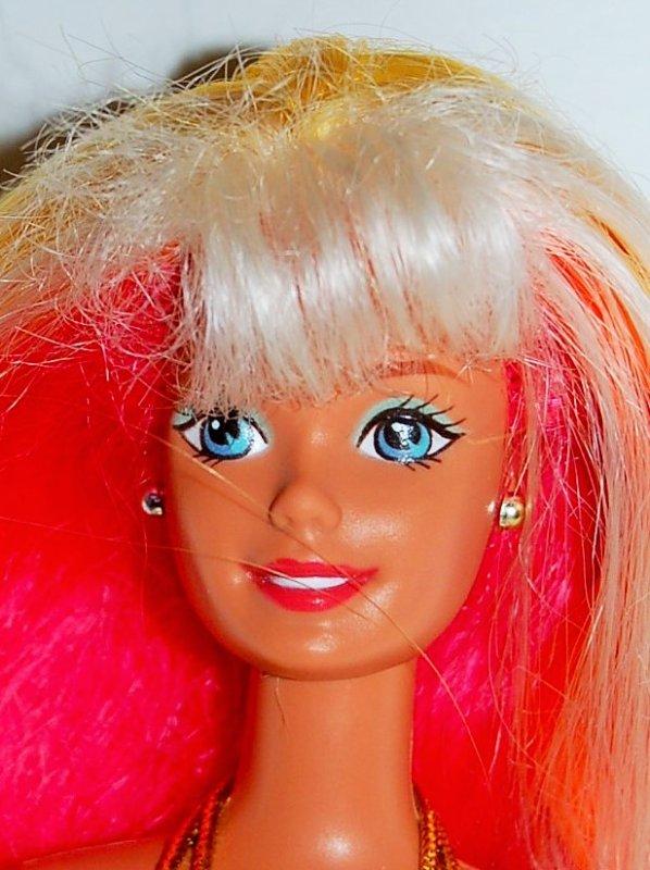 Barbie Hula hair 1997
