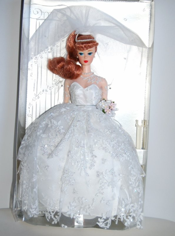 Barbie wedding day 1959-62  reproduction