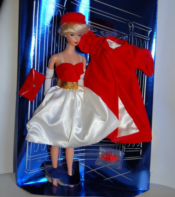 Barbie silken flame 1962 reproduction