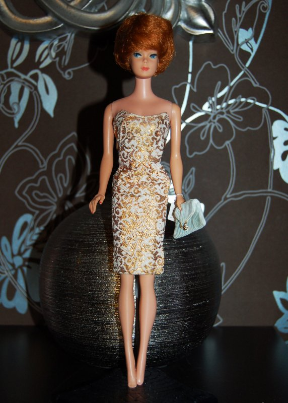 barbie Tenue evening splendor #961  1959-1964