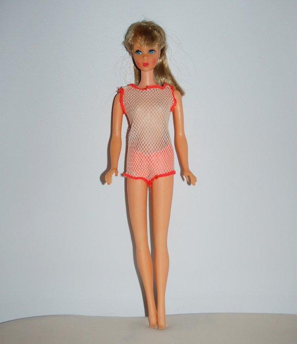 barbie Tenue  original swimsuit  #1160  1967