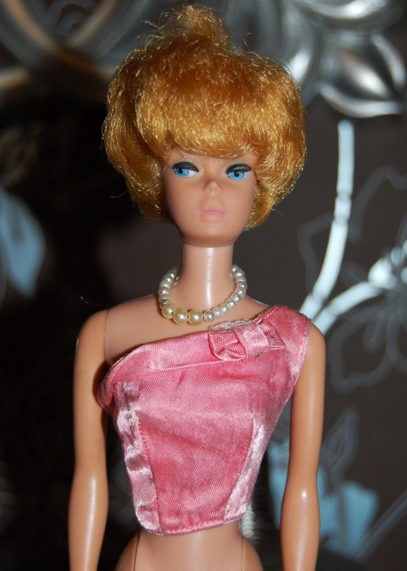 barbie tenue Satin mix and match group 1963