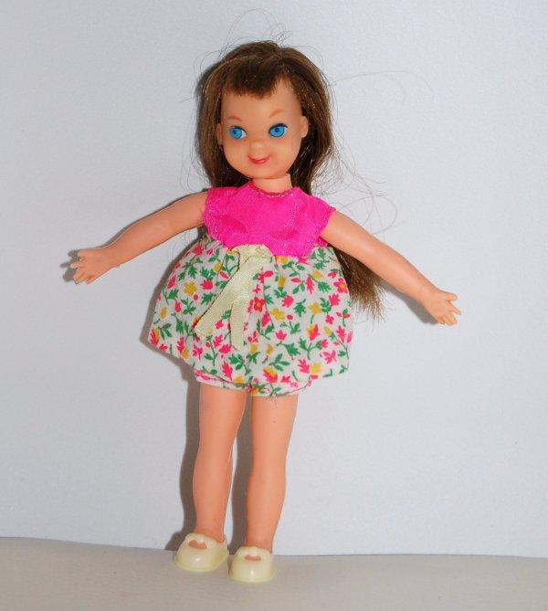 Tutti original outfit #3580  1967-68