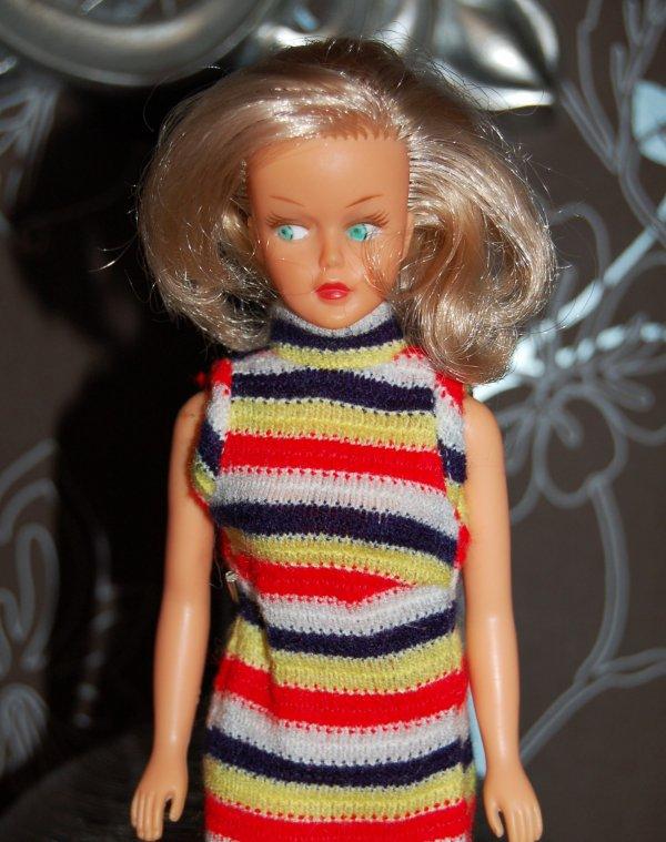 Tressy tenue Carole 1974