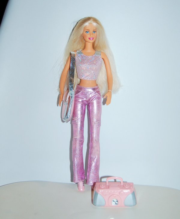 Barbie dance ´n flex 2002