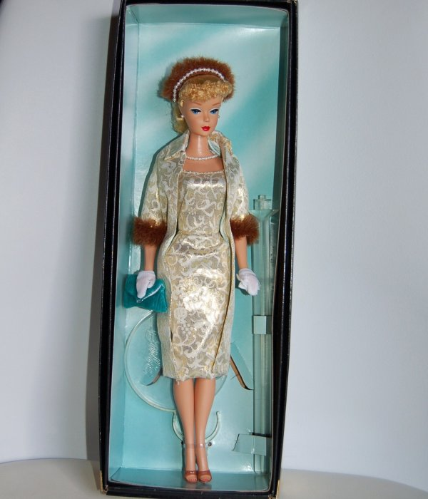 Barbie evening splendor 1959  reproduction