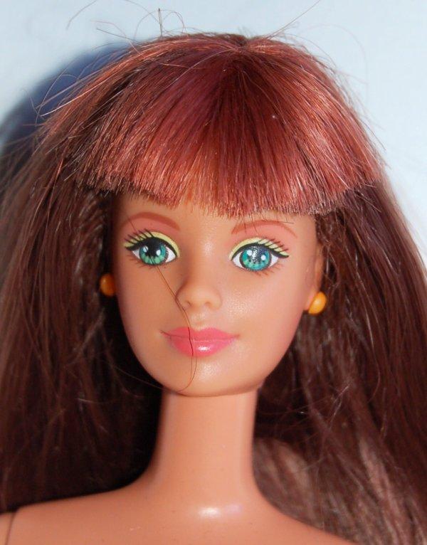 Barbie bead blast 1998