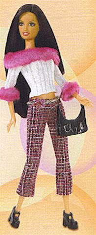 Barbie fashion fever h0917  2005