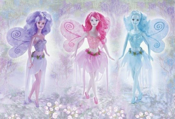 Barbie sparkle fairy 2004