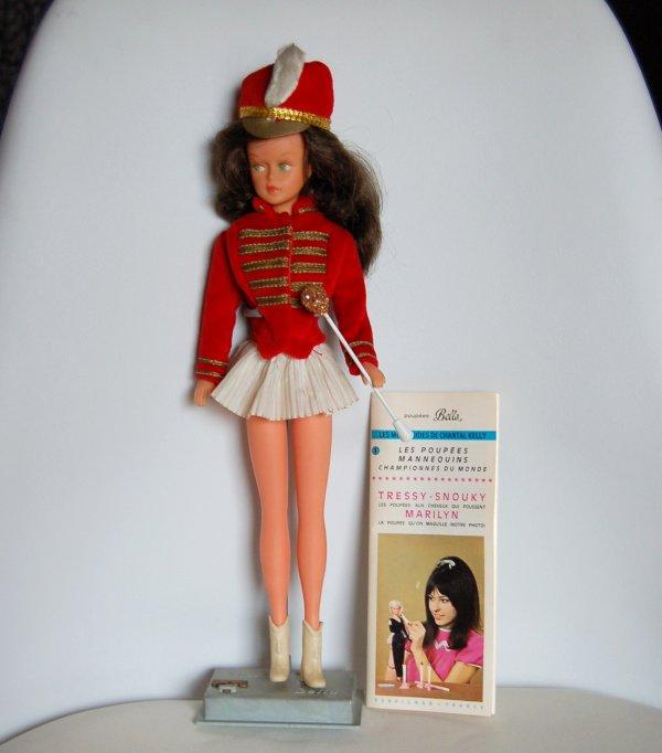 Tressy majorette 1965-66