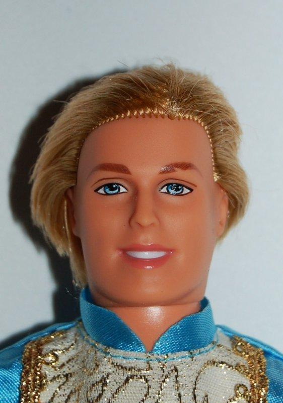 Prince Stefan rapunzel  2001