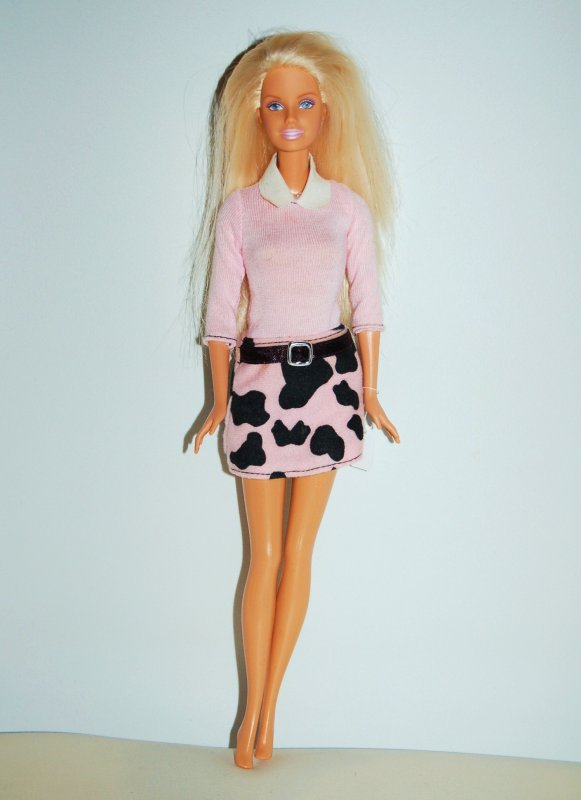 Barbie dalmatien 2001
