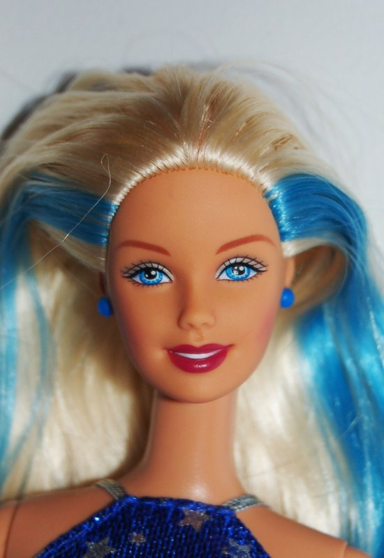 Barbie starlight fairy 2001