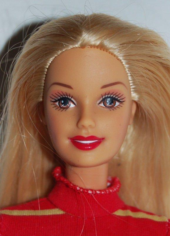 Barbie inconnue, besoin d'aide