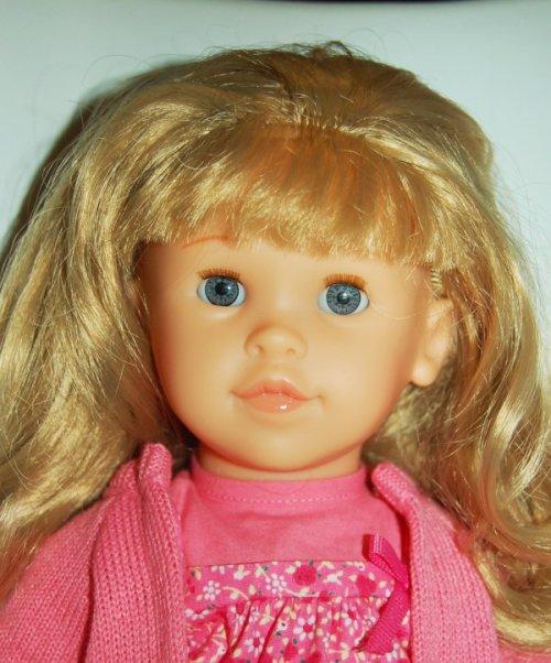 Mademoiselle corolle coquette rousse et blonde 2013   36 cm