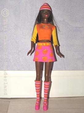 barbie et christie fruit style 2002