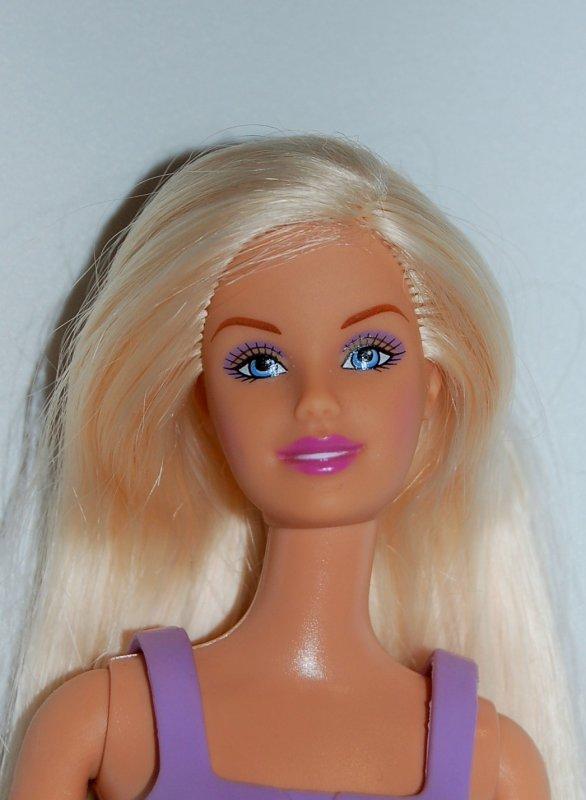 barbie stretch sensation 2003
