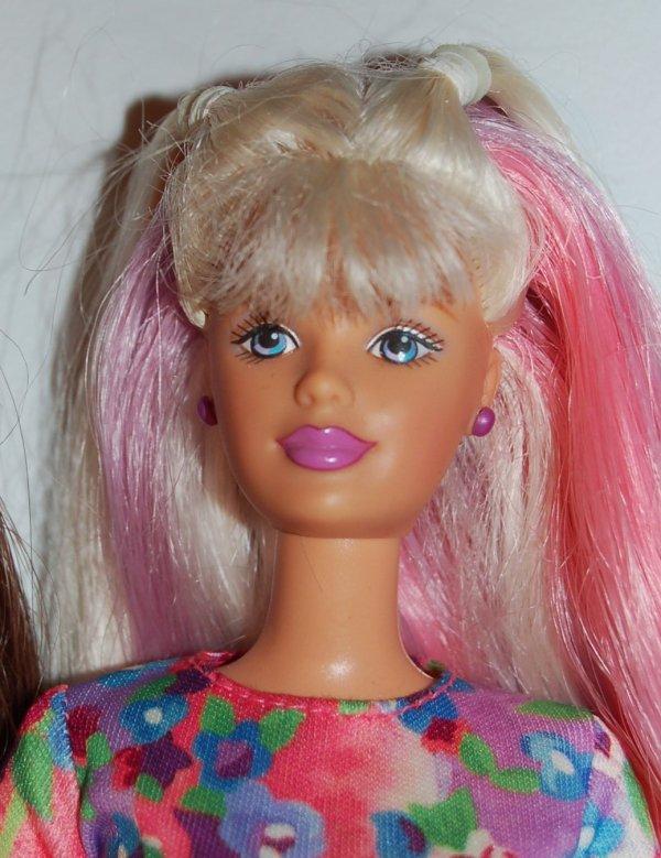 barbie et teresa happenin hair 1998