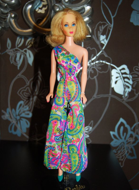 barbie tenue patio party  #1692  1967-68