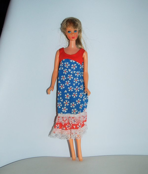 barbie tenue best buy #2219  1978