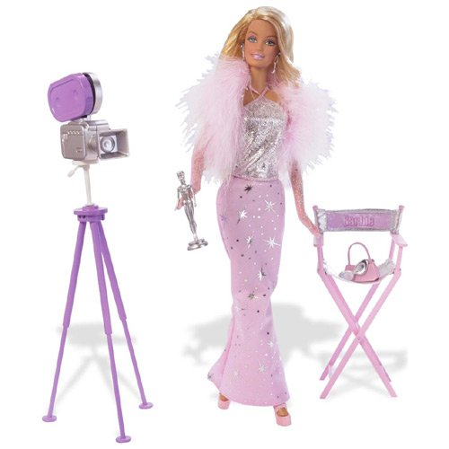 barbie movie star 2003