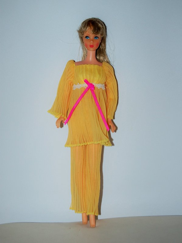 barbie tenue lemon kick   #1465  1970