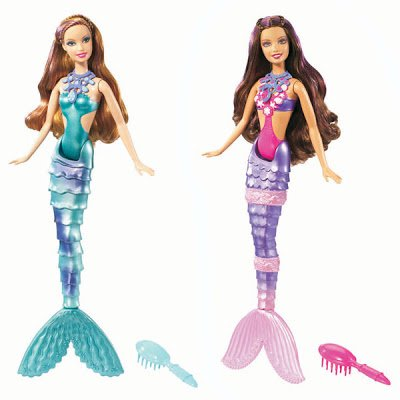 barbie in a mermaid tale 2009