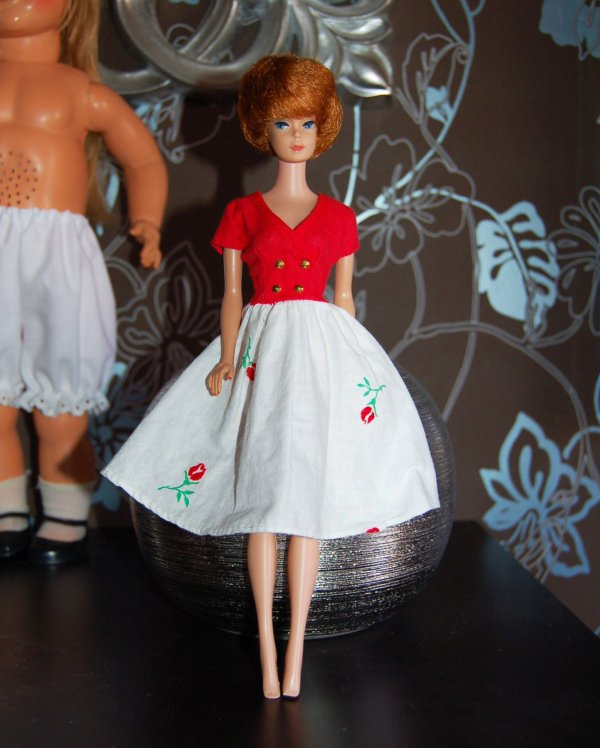 robe inconnue