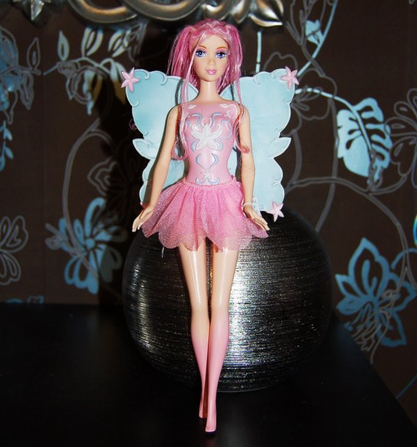 barbie fairytopia sea pixie 2007