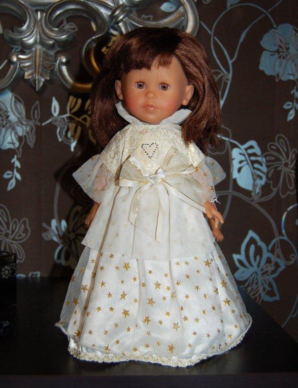 poupée corolle aurore  36 cm  2006