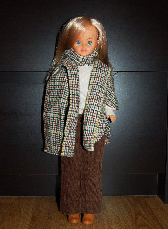 cathie tenue longchamps 1979