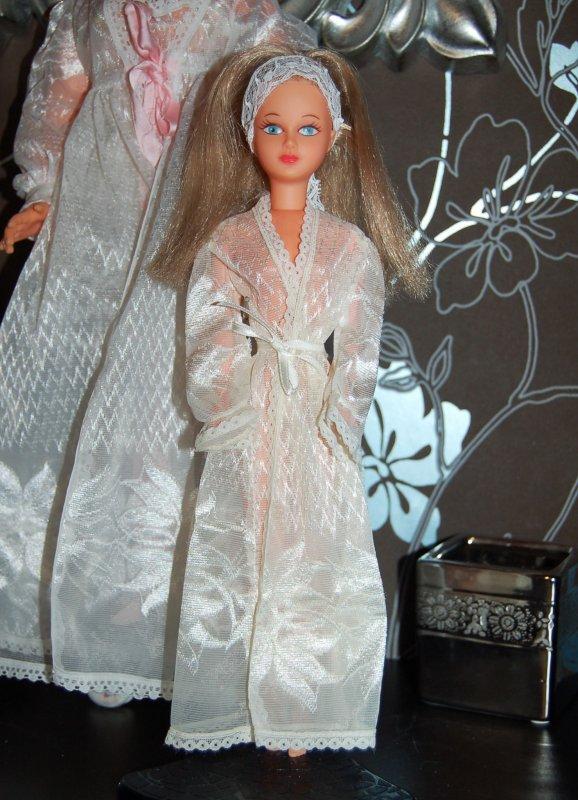 cathie et tressy en tenue tentation 1979