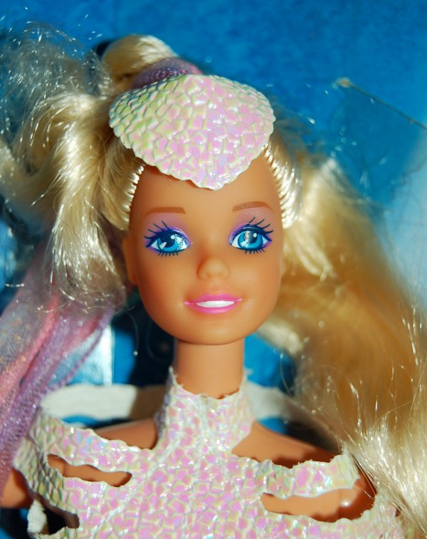 barbie ice capade 1990