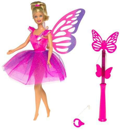 barbie flying butterfly  2000