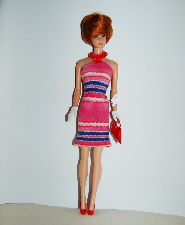 barbie tenue fashion shiner  # 1691  1967-68