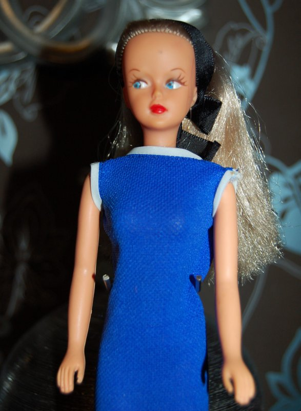 tressy robe de présentation 1966