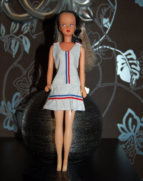 robe de tennis inconnue