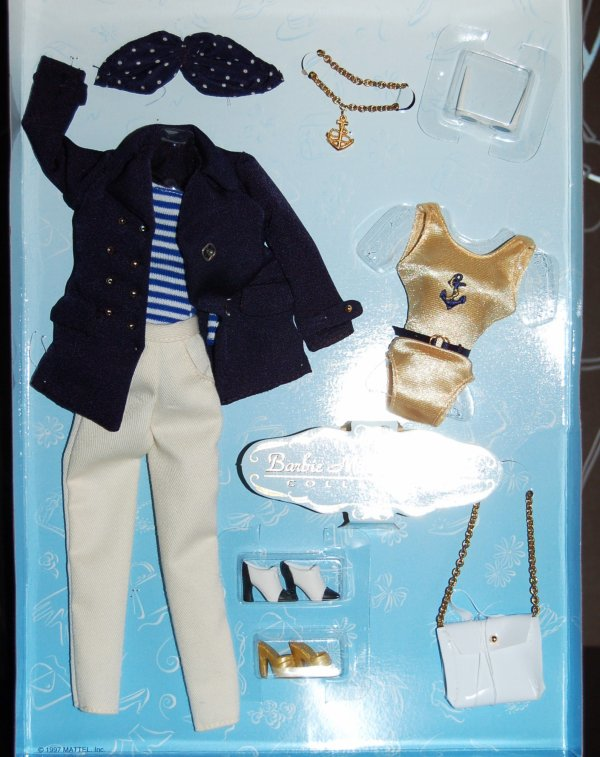 barbie tenue millicent roberts # 17568  1997