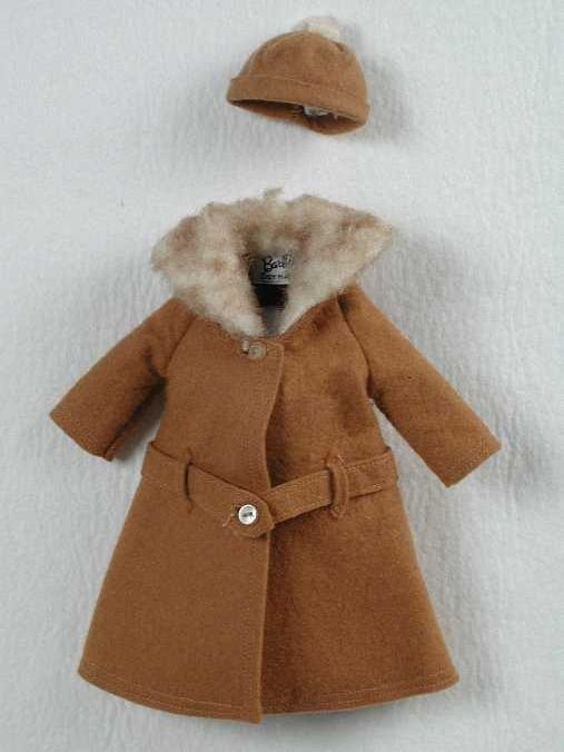 barbie it's cold outside  #819  1964-66