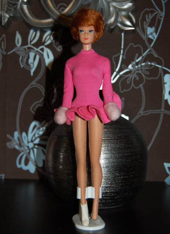 barbie tenue skater's waltz  #1629  1965-66