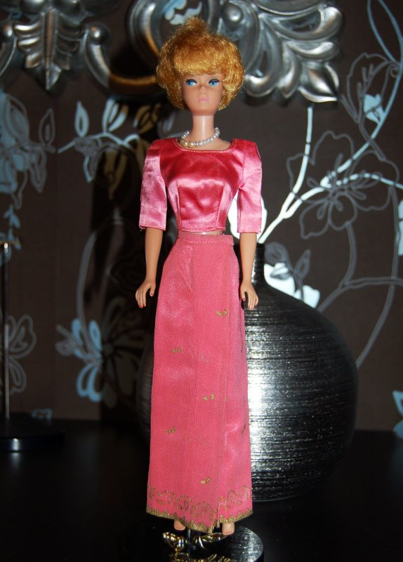barbie tenue arabian nights  #874  1964-65
