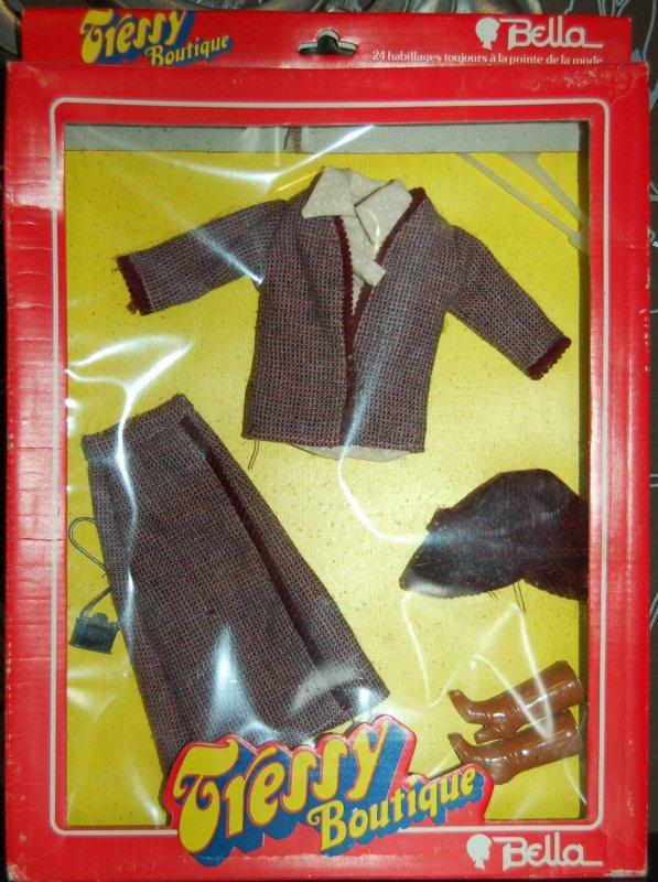 tressy tenue bruxelles 1980