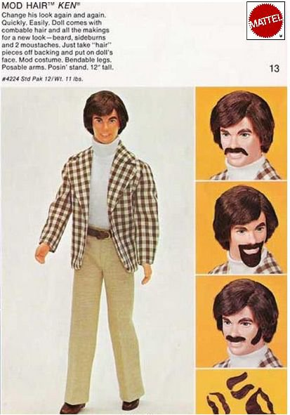 ken mod hair 1972