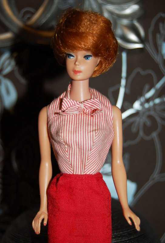 barbie tenue busy gal  #981  1960-61
