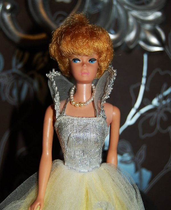 barbie tenue cinderella  #872  1964-65