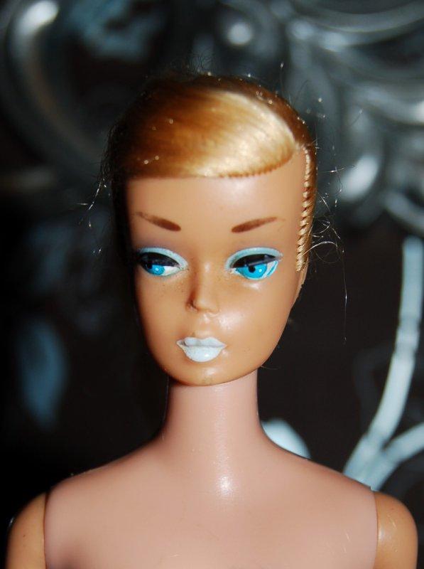 barbie swirl ponytail 1964-65